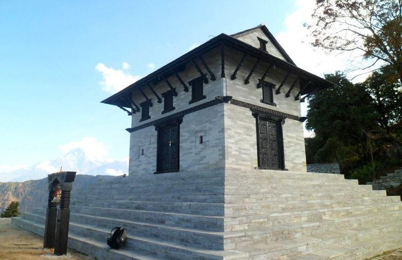म्याग्दीको काफलडाँडामा सङ्ग्रहालय निर्माण शुरु