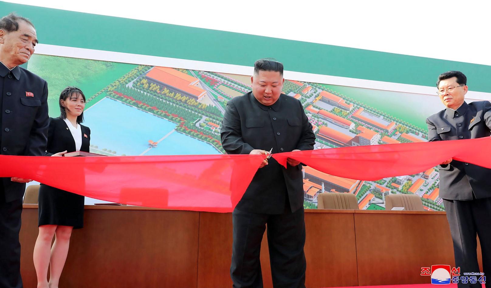 Photo of उत्तर कोरियाली नेता किम २० दिनपछि देखिए