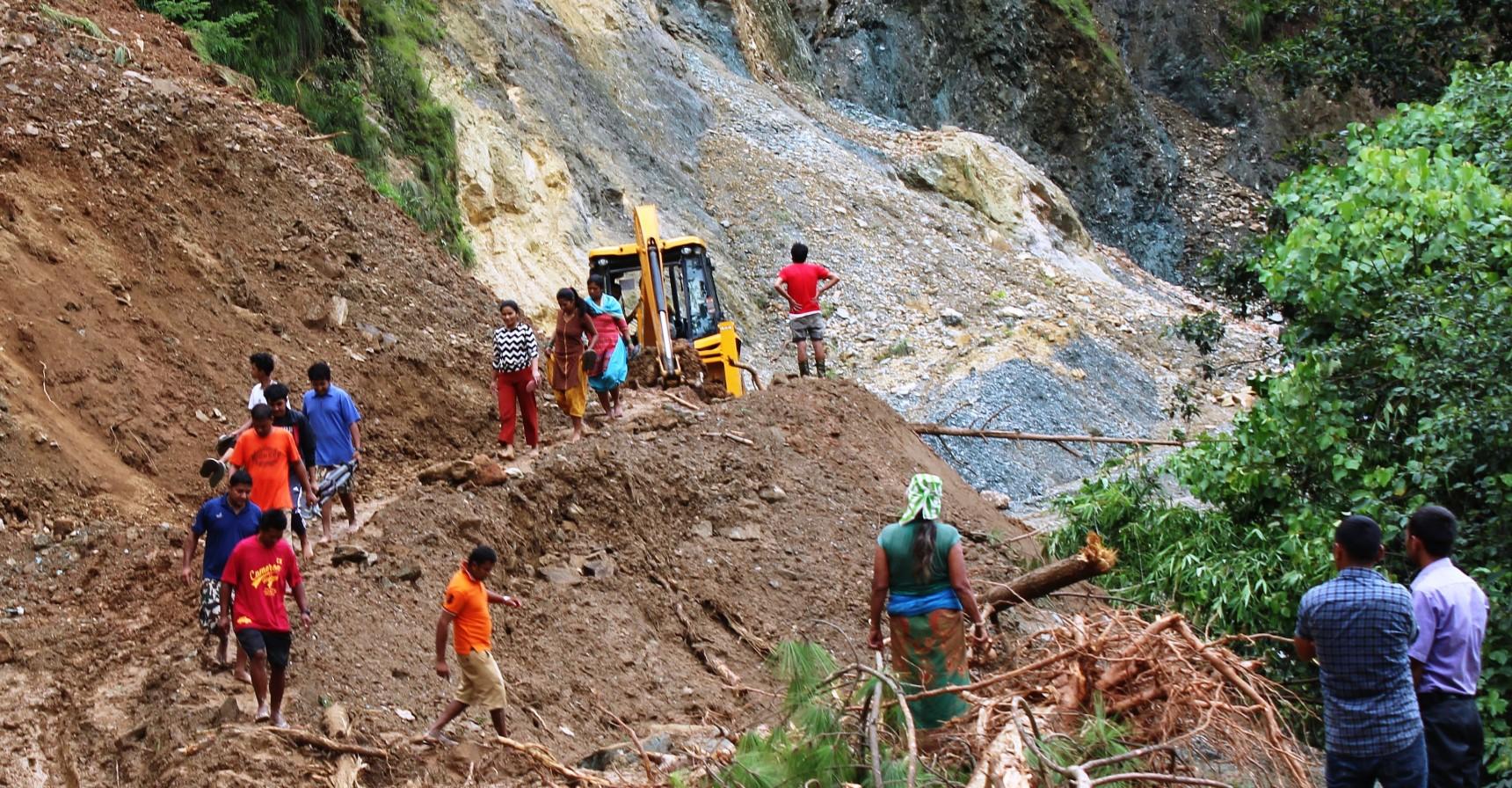 Photo of बागलुङका ६० साझेदारीका योजनामध्ये ३४ सडकका योजना