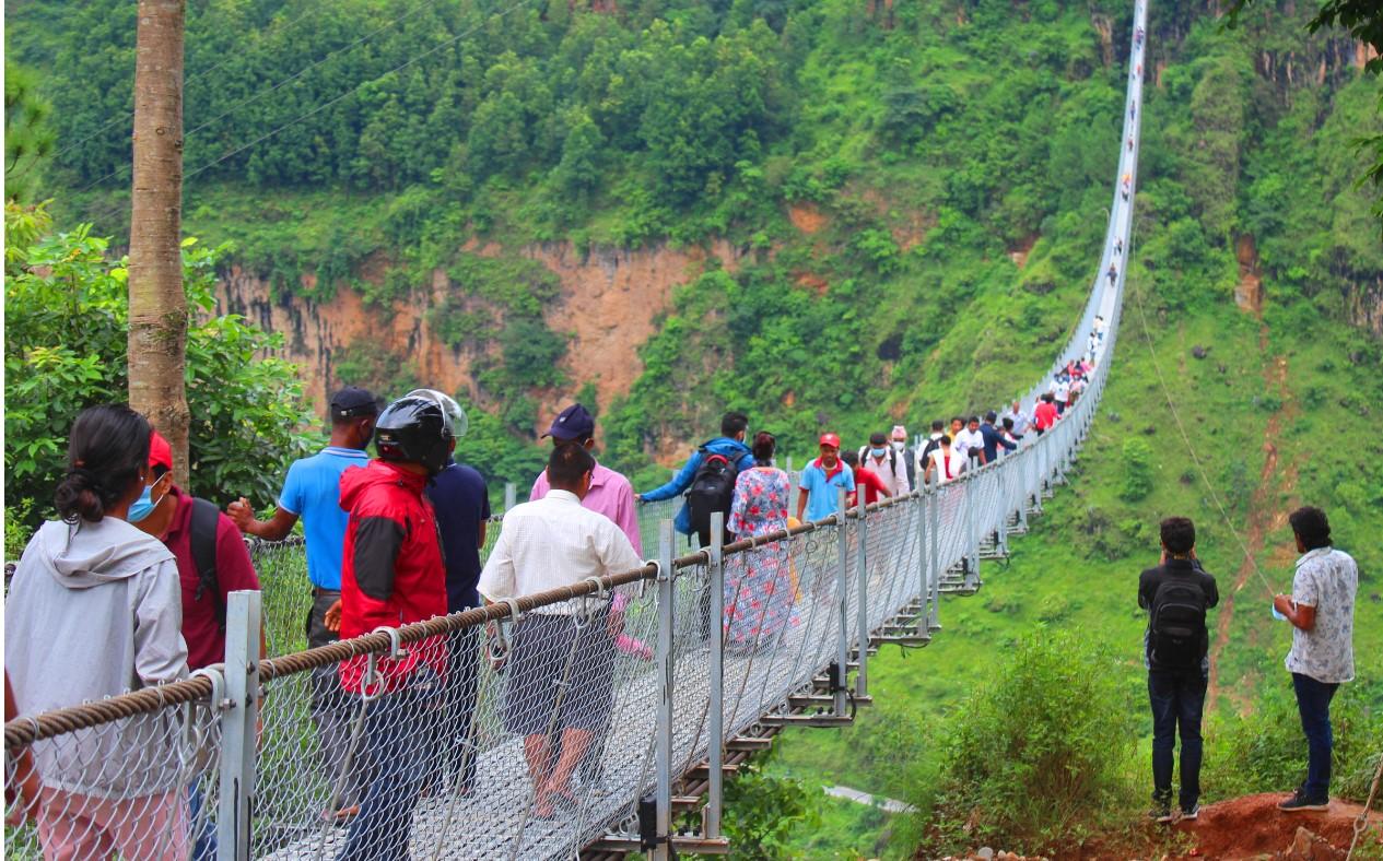 Photo of बागलुङका पर्यटकीयस्थलमा चहलपहल शुरु