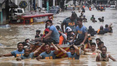 Photo of फिलिपिन्समा आँधीबाट ६७ जनाको मृत्यु, १२ बेपत्ता